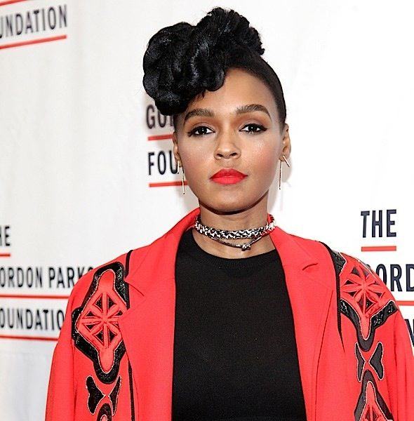 Janelle Monae Knew That She Was Attracted To Girls & Boys At 8-Years-Old