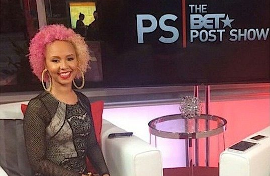 [Personal Post] Jasmine Brand to Appear On BET's 'P.S. The BET Post Show'