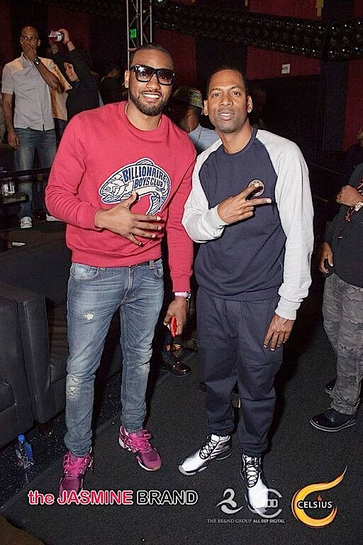 John Wall Tony Rock