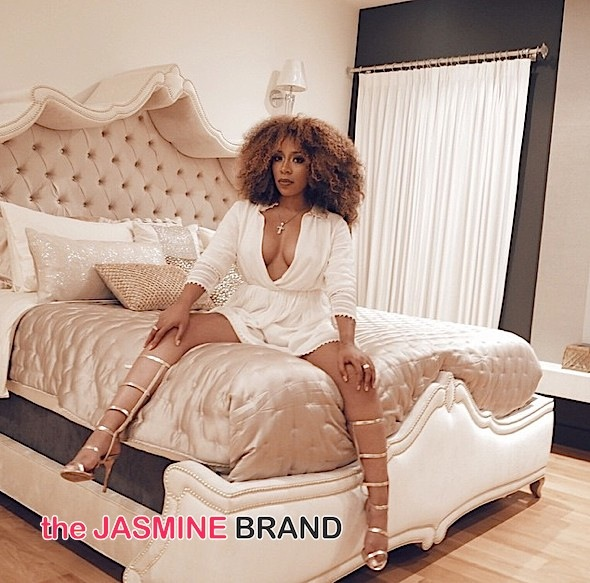 Drama Pops Off After K.Michelle Announces Home Furnishing Line