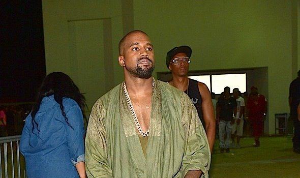 Kanye West Named Most Stylish Man of 2015 [Photos]