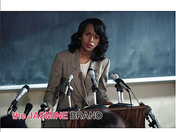 Washington as Anita Hill