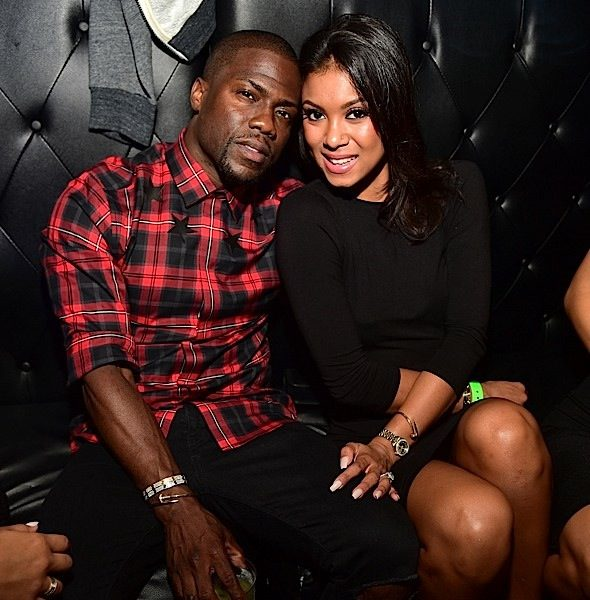 Kevin Hart Reveals Wedding Date!
