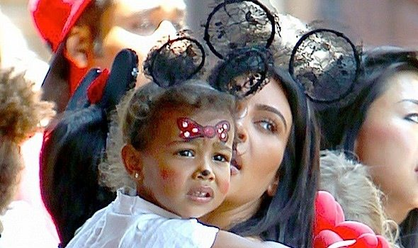 North West Celebrates 2nd Birthday At Disney Land — See the Photos!