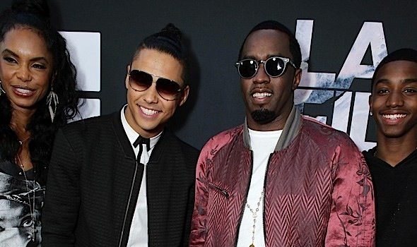 Diddy, Pharrell, KeKe Palmer, A$AP Rocky, Chanel Iman, Kim Porter & More Attend LA Film Festival [Photos]