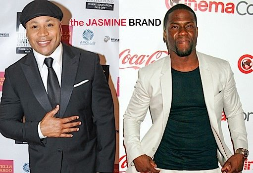 Kevin Hart, LL Cool J, Tracy Morgan & Shirley Caesar Among Hollywood Walk of Fame 2016 Honorees