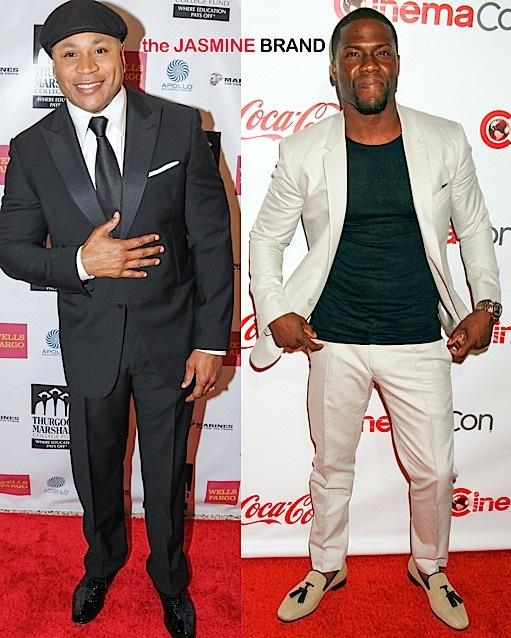 LL Cool J, Kevin Hart