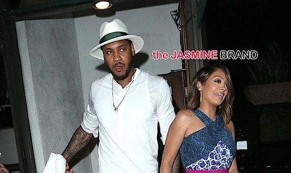 Lala Anthony Meeting With High Profile Divorce Attorneys