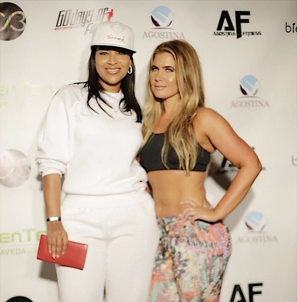 Lisa Raye, Laura Govan, Laz Alonso Attend Agostina Laneri's DVD Party + Destiny Jones Celebrates Lipmatic In NYC [Photos]