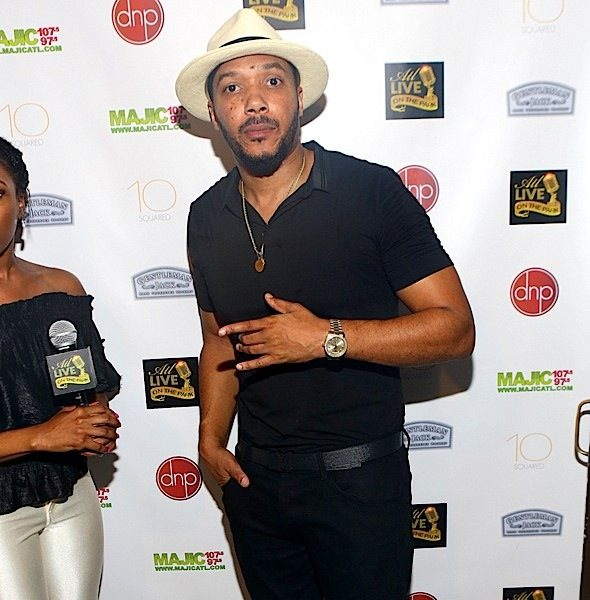 (EXCLUSIVE) Lyfe Jennings Settles Battle With Baby Mama Over Custody & Child Support