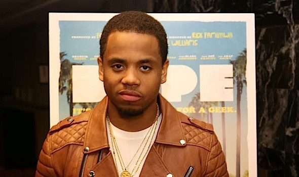 Mack Wilds Arrested