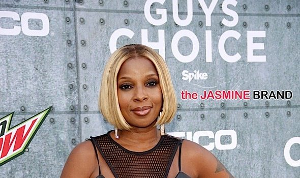 Mary J. Blige Tells Critics: Shut the f**k up!