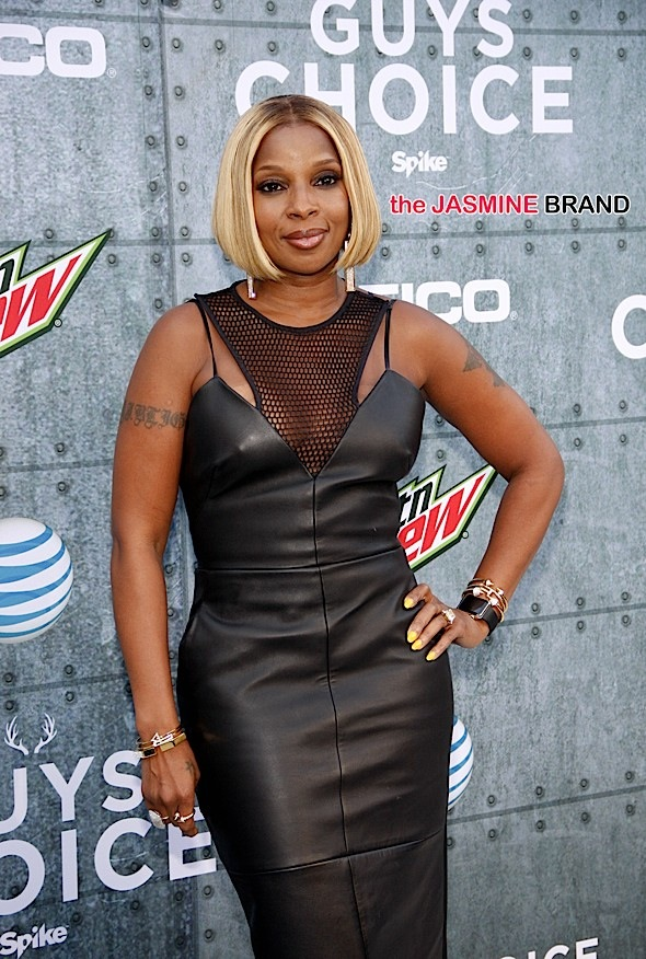 Mary J. Blige Co Starring In 'The Umbrella Academy' Series