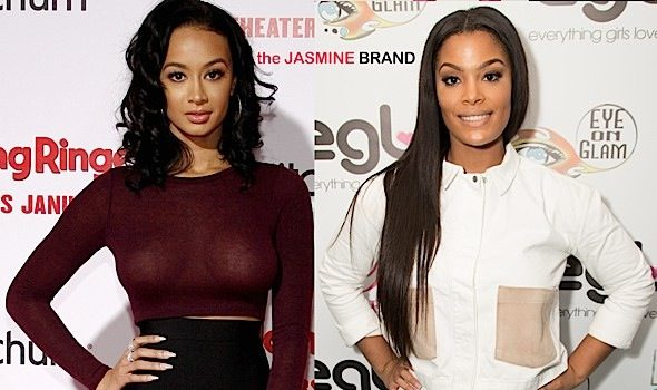 Basketball Wives LA's Mehgan James Talks Beef With Draya Michele: She doesn't like competition.
