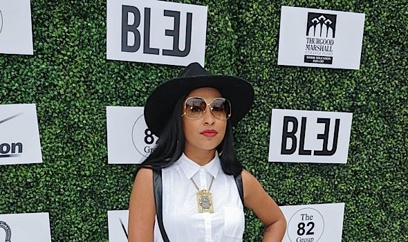 Melanie Fiona Talks Going Independent & Being Ready For Marriage: We're already in that direction.