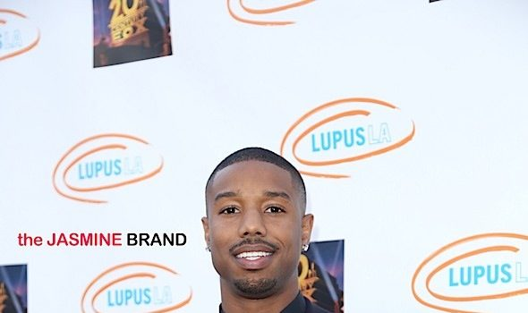 "Michael B. Jordan: ""I only want to go out for roles that were written for white characters."""