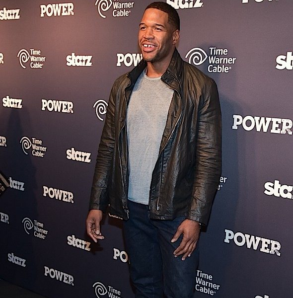 Michael Strahan to Host $100,000 Pyramid + Effie Brown Joins Lee Daniels' Company
