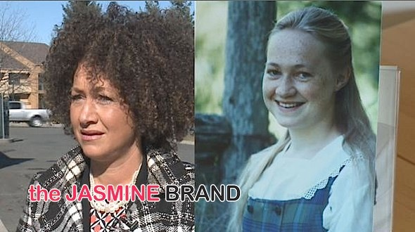 Rachel Dolezal Steps Down from NAACP After Being Accused Of Portraying Herself As A Black Woman