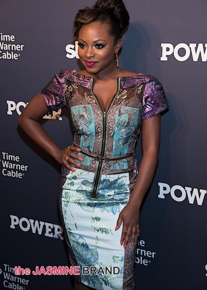"Watch ""Power"" Actress Naturi Naughton Perform National Anthem [VIDEO]"