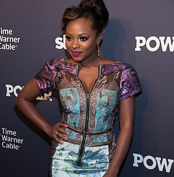 'Power' Actress Naturi Naughton Revisits Her 3LW Roots, Belts Out Gospel Song