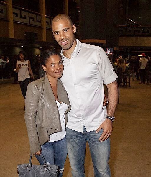 Newly Engaged Nia Long & Fiance Ime Udoka Attend 'All Def Comedy Live' + John Wall, Russell Simmons, Estelle, Mona Scott-Young & More [Photos]