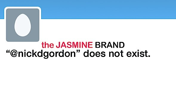 Nick Gordon Deletes Twitter-the jasmine brand