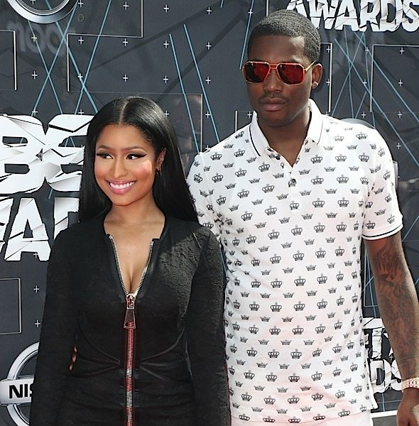 Meek Mill Denies Robbing Nicki Minaj's Home: I'm rich!