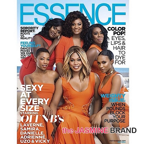 Taraji P. Henson & Terrence Howard Snag 'EMMY' Magazine, XXL Releases Freshman Cover + OITNB Stars Shine On Essence [Photos]