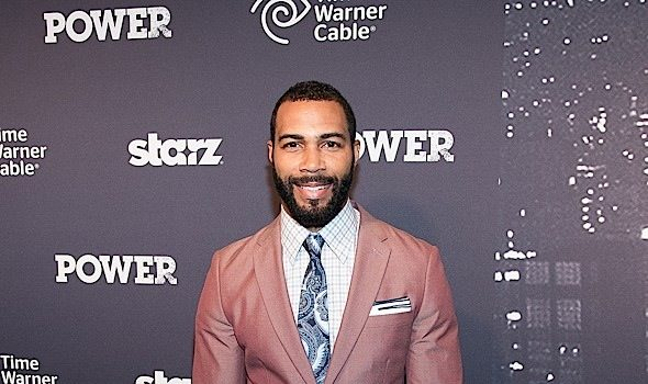 Omari Hardwick Blasted By Fan For Not Taking A Photo, Actor Responds