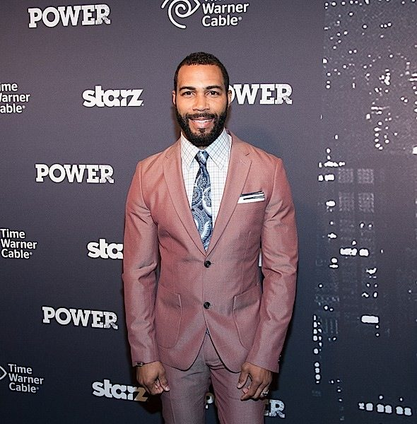Omari Hardwick Gets Irate When Talking About Fan Who Wanted A Photo, But Didn't Acknowledge His Family – N*gga, You Don't Know The Story!