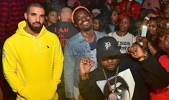 Drake, Kanye West, Future, Andre 3000, 2 Chainz Party At Compound [Photos]