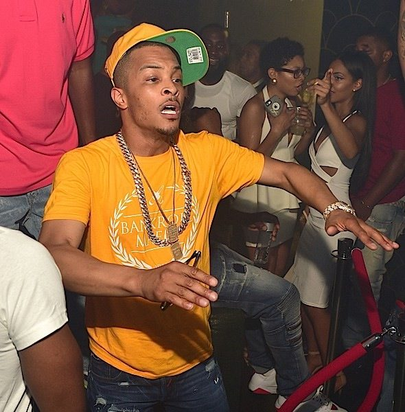 T.I. Flips Out After Male Fan Grabs His A$# [VIDEO]