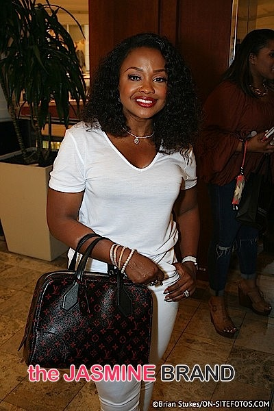 (UPDATE) Phaedra Parks Former Client Attempts to Blow Up Reality Star With Bomb [VIDEO]
