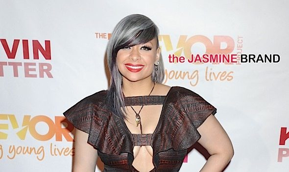 Raven-Symone Releases New Music, After 8 Year Hiatus: 'Cruise Control' & 'Sarafina' [LISTEN]