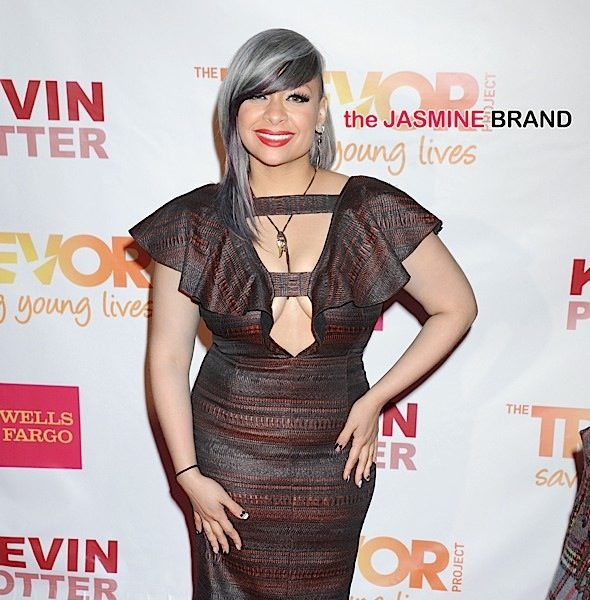 Raven Symone's Dad Says Daughter Sometimes Says 'Some Dumb Sh*t'