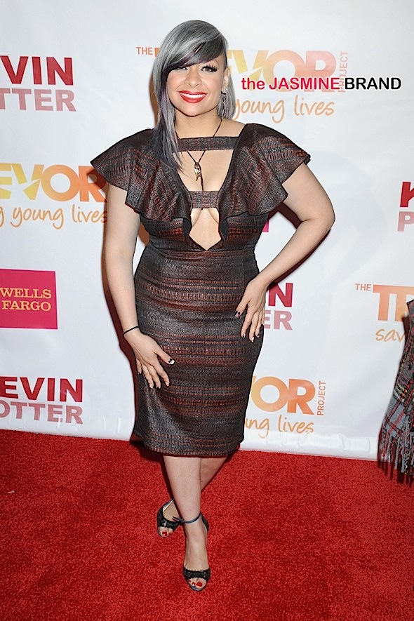 Raven Symone at TrevorLIVE New York event in NYC