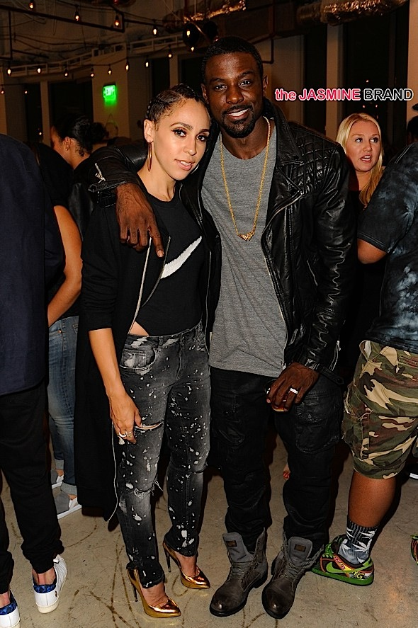 Rebecca Jefferson, Lance Gross