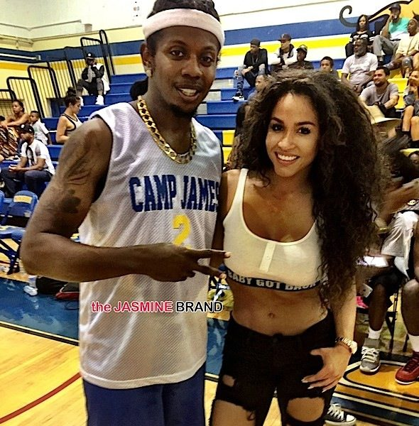 Trinidad James Hosts Charity Basketball Game + Nipsey Hussle, Rosa Acosta, Kevin McCall Spotted [Photos]