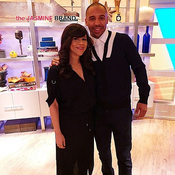 Rosie Perez-Andre Ward The View-the jasmine brand