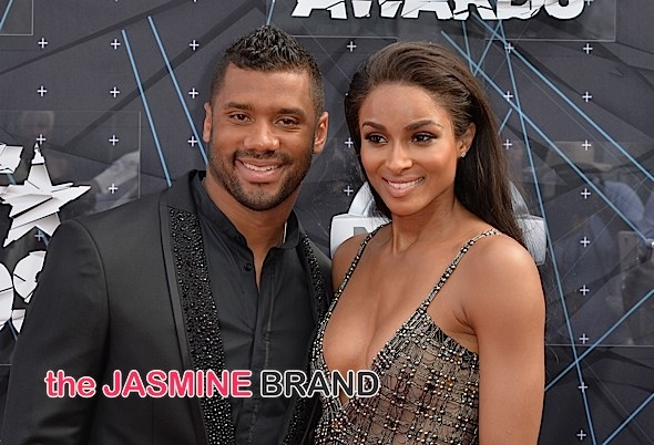 Ciara & Russell Wilson Spotted At Wedding Rehearsal Dinner [Photos]