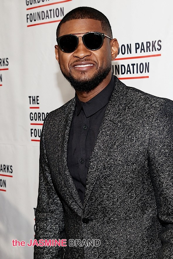 Usher Accused of Giving Woman Herpes, Paying Her $1 Million in Settlement