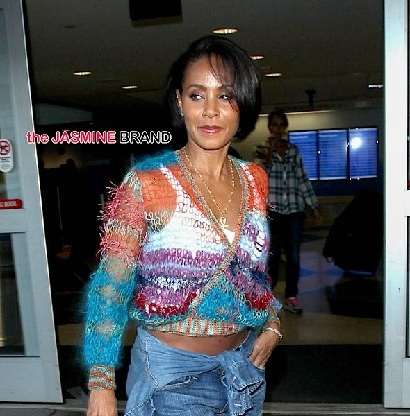 Jada Pinkett-Smith: I'm Not A Scientologist
