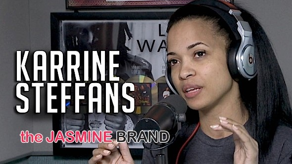 Karrine Steffans Talks New Memoir, Fallout With Bow Wow & Blames Christina Milian For Lil Wayne's Lackluster Music [VIDEO]