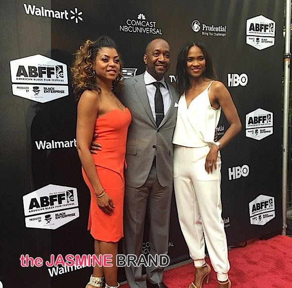 Black Hollywood Invades American Black American Film Festival! Taraji P. Henson, Chanel Iman, Tyson Beckford, Naturi Naughton, Tracee Ellis Ross [Photos]
