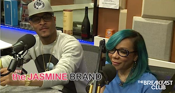 T.I. & Tiny Talk Beef With Shekinah, Making Peace With Mayweather & Why 'ATL 2' Has Been Postponed [VIDEO]