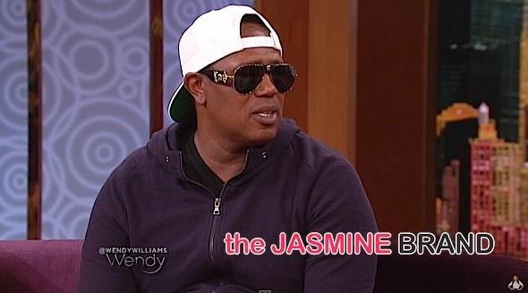 Master P Talks New Reality Show & Split From Wife: I can't call it a hood divorce, it's for real. [VIDEO]