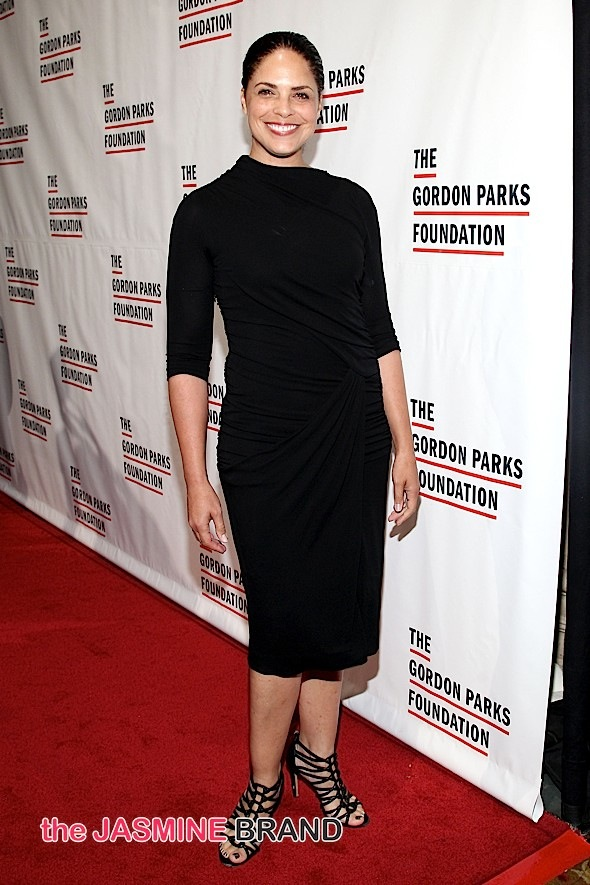 2015 Gordon Parks Foundation Awards Dinner and Auction - Arrivals