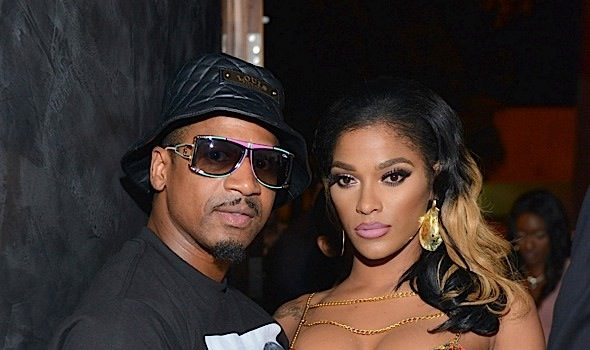 Stevie J Fearful Of His Life: Joseline Abuses Me!