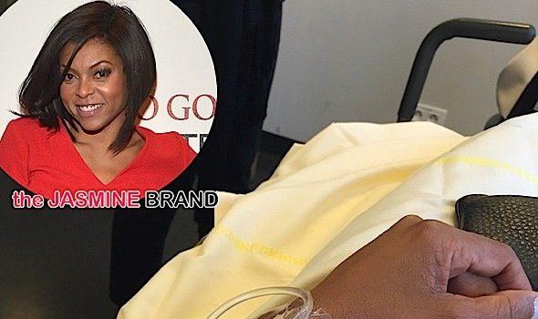 Taraji P. Henson Hospitalized Due to Exhaustion [Photo]