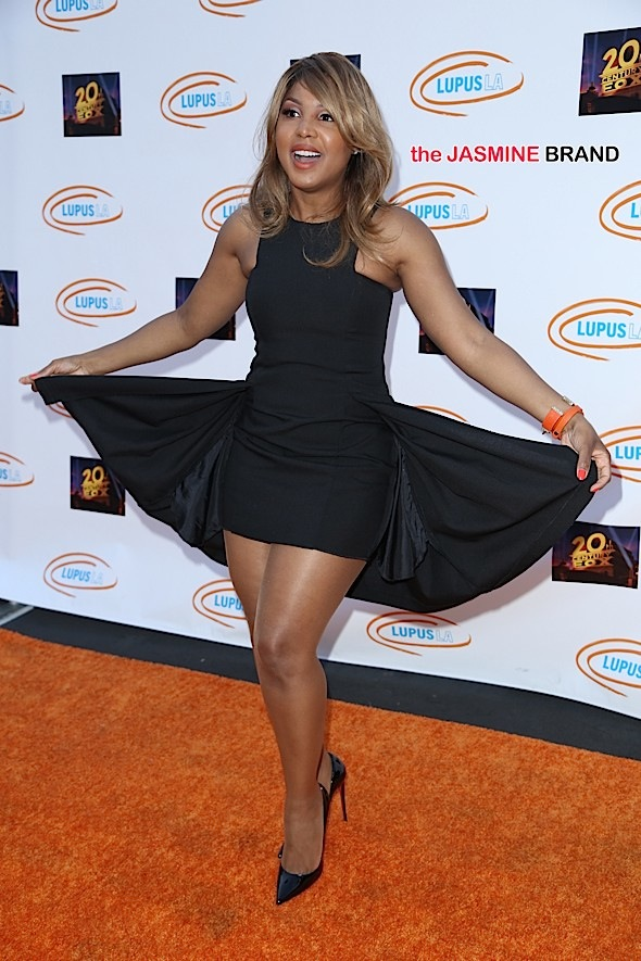 2015 Lupus LA Orange Ball and A Night of Superheroes - Arrivals